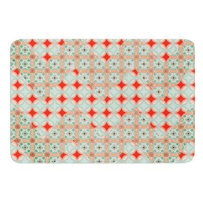 Traveling Caravan by Catherine McDonald Bath Mat Size: 24 W x 36 L
