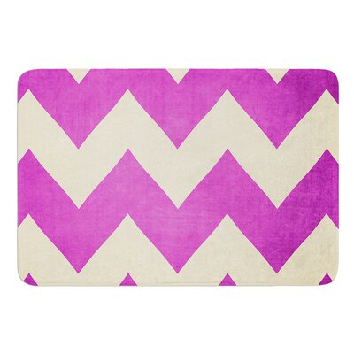 Juicy by Catherine McDonald Bath Mat Size: 17W x 24 L