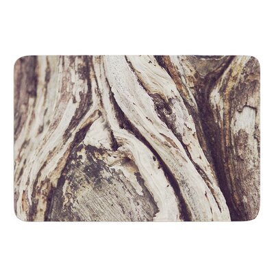 Bark by Catherine McDonald Bath Mat Size: 24 W x 36 L