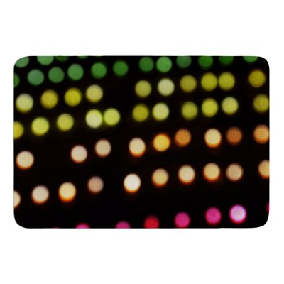 City Lights by Catherine McDonald Bath Mat Size: 24 W x 36 L