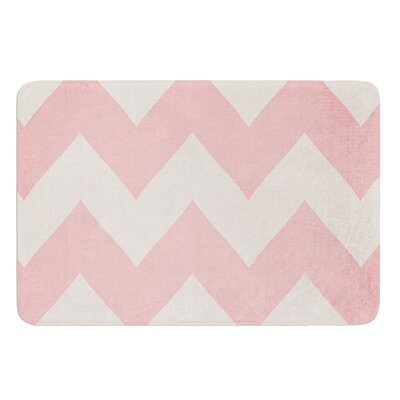 Sweet Kisses by Catherine McDonald Bath Mat Size: 17W x 24 L