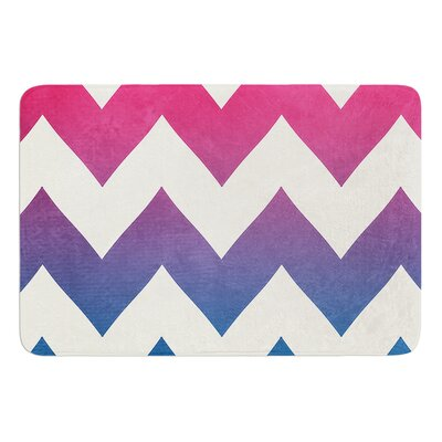 Fade by Catherine McDonald Bath Mat Size: 24 W x 36 L