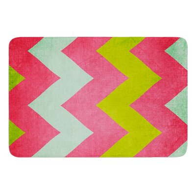 Cocktails With Lilly by Catherine McDonald Bath Mat Size: 17W x 24 L