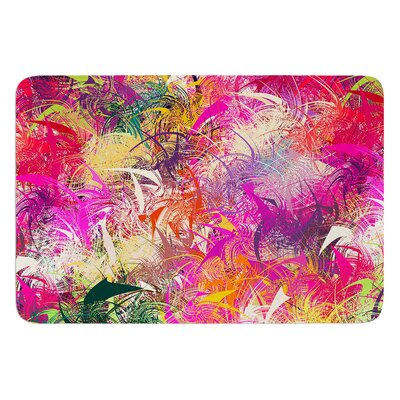Splash by Danny Ivan Bath Mat Size: 24 W x 36 L