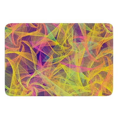 Blend Everywhere by Danny Ivan Bath Mat Size: 24 W x 36 L