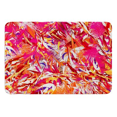 You by Danny Ivan Bath Mat Size: 17W x 24L