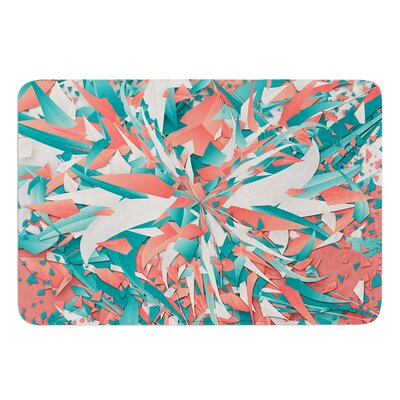 Like Explosion by Danny Ivan Bath Mat Size: 24 W x 36 L
