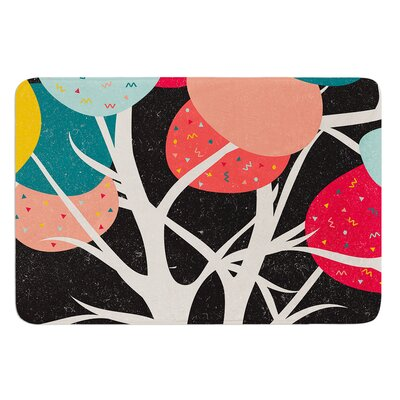 Lovely Tree by Danny Ivan Bath Mat Size: 24 W x 36 L