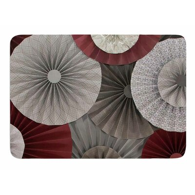 Merlot by Heidi Jennings Bath Mat