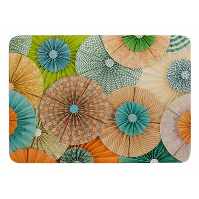 Summer Party by Heidi Jennings Bath Mat