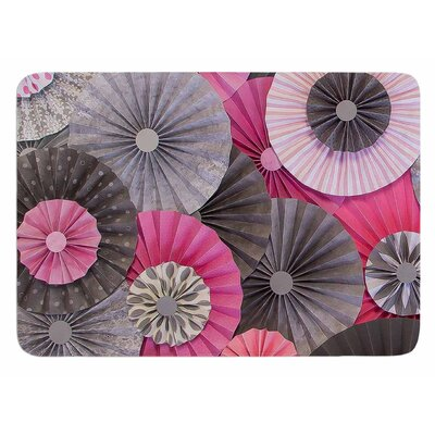 Bubble Gum by Heidi Jennings Bath Mat
