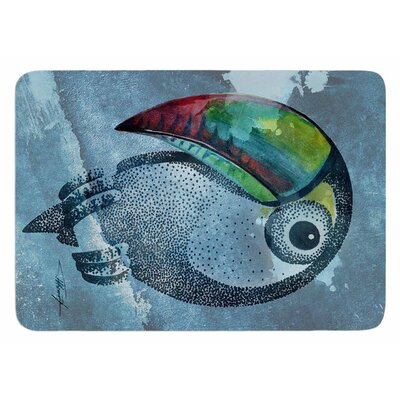 Tucan by Ivan Joh Bath Mat