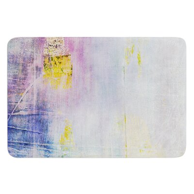 Color Grunge by Iris Lehnhardt Bath Mat Size: 24 W x 36 L