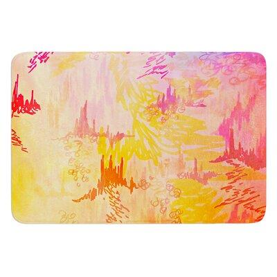 Sky Risers II by Ebi Emporium Bath Mat Size: 17 W x 24 L