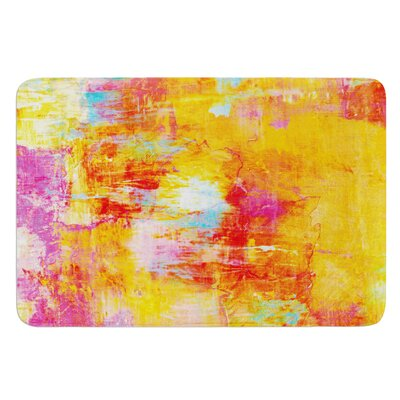 Off The Grid by Ebi Emporium Bath Mat Size: 17 W x 24 L