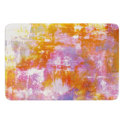 Off The Grid II by Ebi Emporium Bath Mat Size: 24 W x 36 L