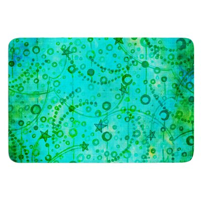 Make A Wish II by Ebi Emporium Bath Mat Size: 17 W x 24 L
