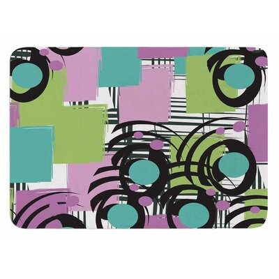 Solfege by Chickaprint Bath Mat
