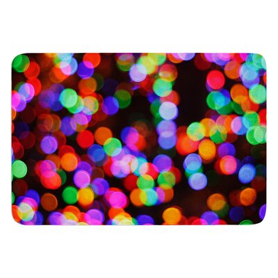 Lights II by Maynard Logan Bath Mat