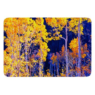 Trees by Maynard Logan Bath Mat