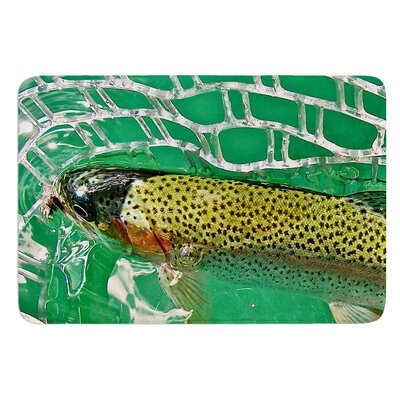 Catch by Maynard Logan Bath Mat