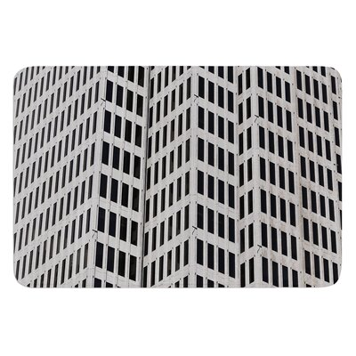The Grid by Maynard Logan Bath Mat