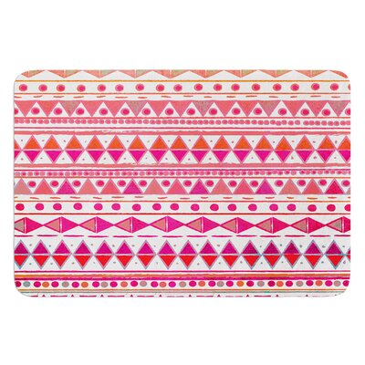 Summer Breeze by Nika Martinez Bath Mat