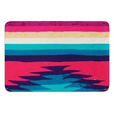 Surf by Nika Martinez Bath Mat
