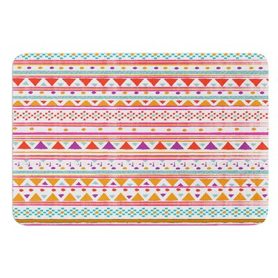 Native Bandana by Nika Martinez Bath Mat