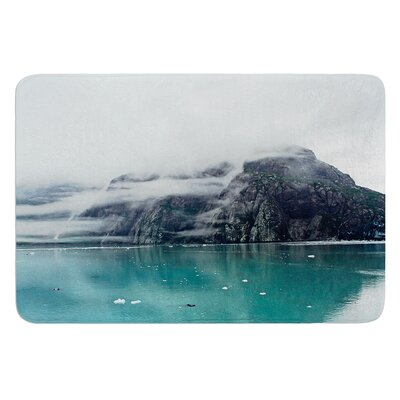 Into the Mist by Ann Barnes Bath Mat Size: 17W x 24L
