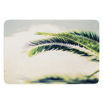 Summer Breeze by Ann Barnes Bath Mat Size: 24 W x 36 L