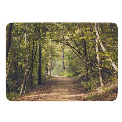 Forest Light by Ann Barnes Bath Mat