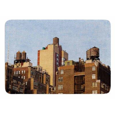 Vintage NYC by Ann Barnes Bath Mat