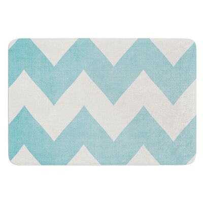 Salt Water Cure by Catherine McDonald Bath Mat Size: 17W x 24 L