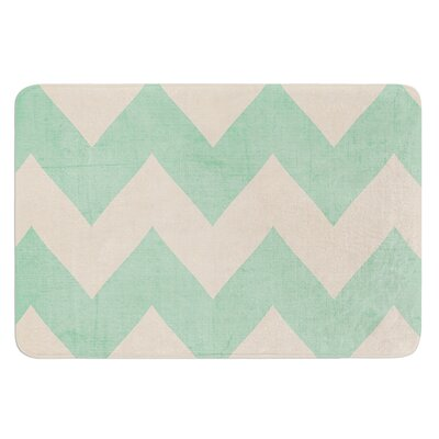 Malibu by Catherine McDonald Bath Mat Size: 17W x 24 L
