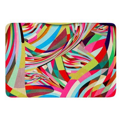 Fun by Danny Ivan Bath Mat Size: 17W x 24L