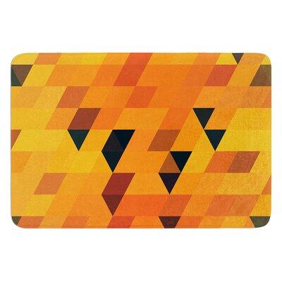 Pattern by Danny Ivan Bath Mat Size: 17W x 24L