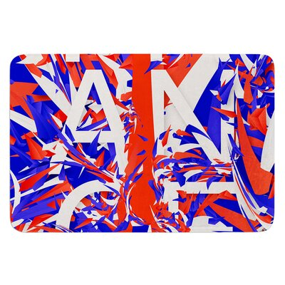 France by Danny Ivan Bath Mat Size: 17W x 24L