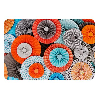 Breaking Free by Heidi Jennings Bath Mat Size: 17W x 24L