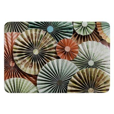 Sherbert by Heidi Jennings Bath Mat Size: 24 W x 36 L