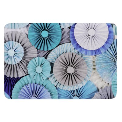 Brunch at Tiffanys by Heidi Jennings Bath Mat Size: 17W x 24L