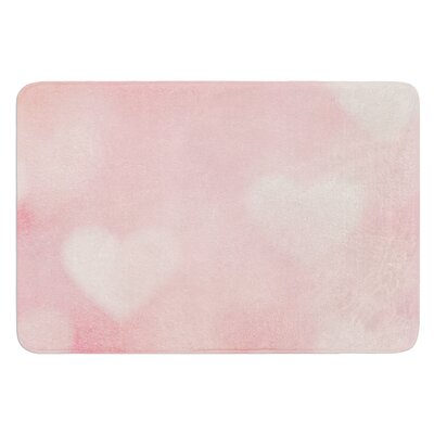 Love is in the Air by Heidi Jennings Bath Mat Size: 17W x 24L