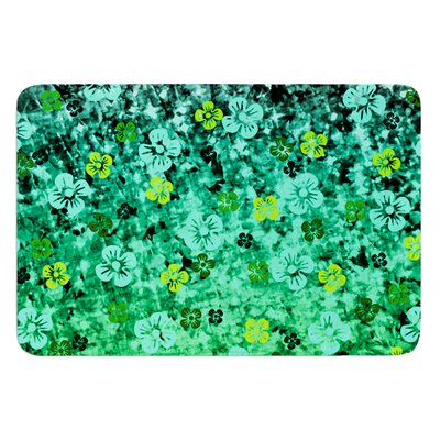Luck of the Irish by Ebi Emporium Bath Mat Size: 17 W x 24 L