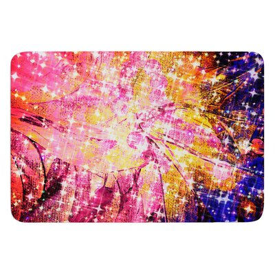 Out There by Ebi Emporium Bath Mat Size: 17 W x 24 L