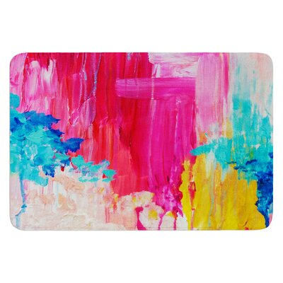 Elated by Ebi Emporium Bath Mat Size: 24 W x 36 L