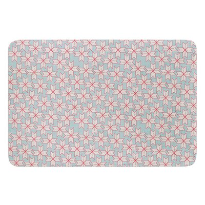 Vintage Christmas by Michelle Drew Bath Mat