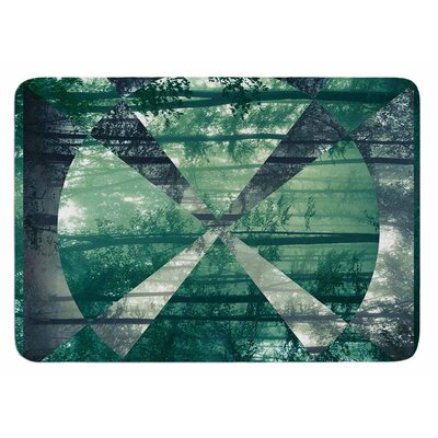 Foliage by Matt Eklund Bath Mat