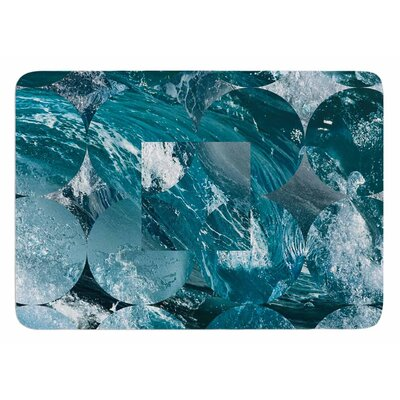 Crashing by Matt Eklund Bath Mat
