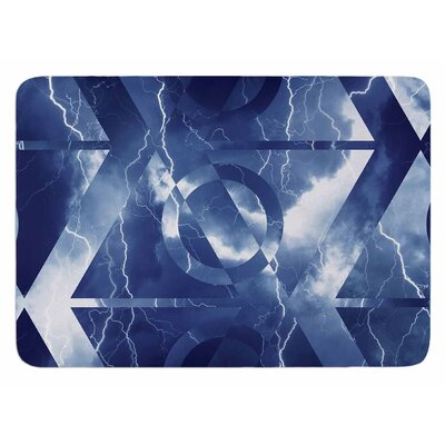 Hurricane by Matt Eklund Bath Mat