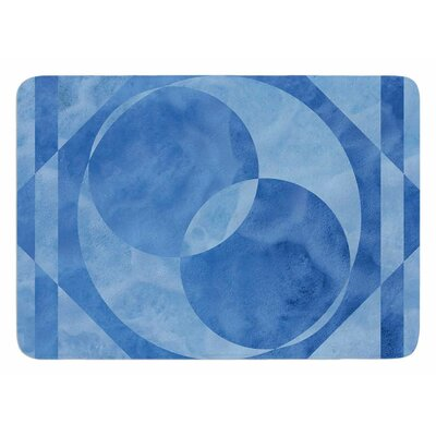 Seafoam by Matt Eklund Bath Mat